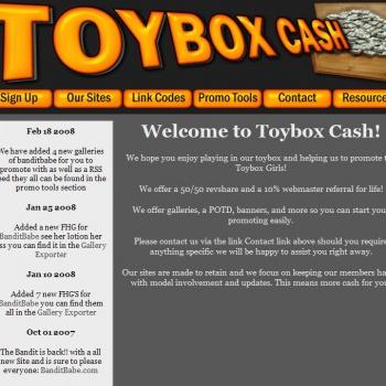 Toybox Cash