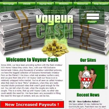 Voyeur Cash