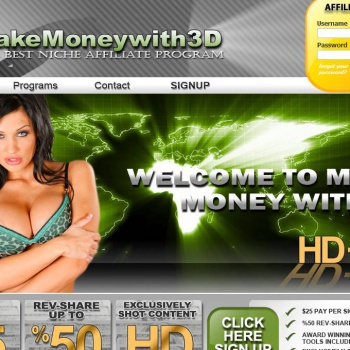 Make Money With 3D