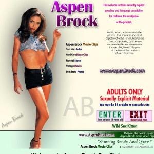 Aspen Brock AP