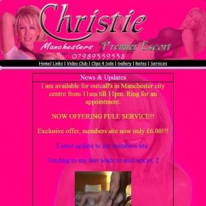Christie 2U AP