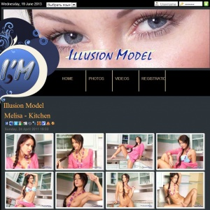 Illusion Model AP