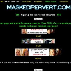 Masked Pervert AP