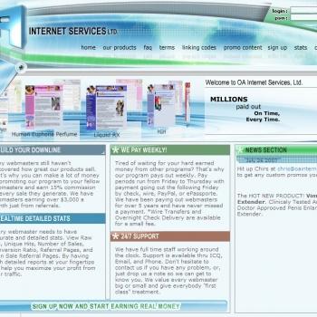 OA Internet Services