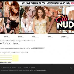 Elli Nude AP