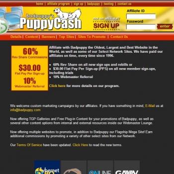 Puppy Cash