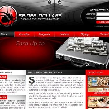 Spider Dollars