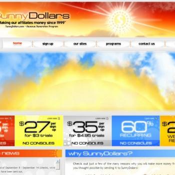 Sunny Dollars