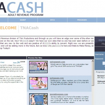 TNA Cash