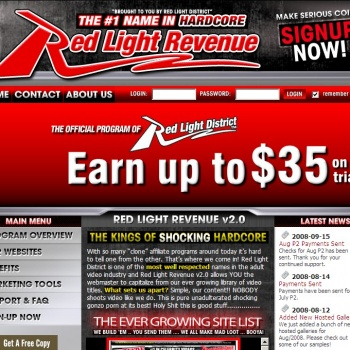 Red Light Revenue