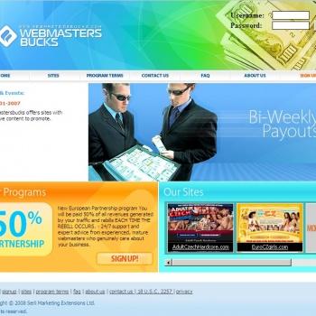 Webmasters Bucks