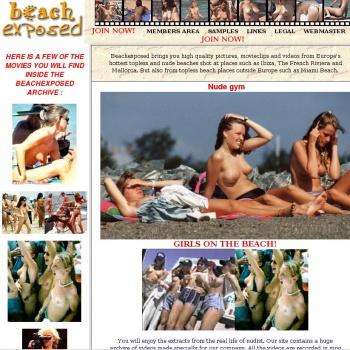 Beach Exposed