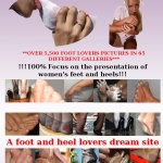 Nylon Feet And Heels