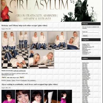 Girl Asylum