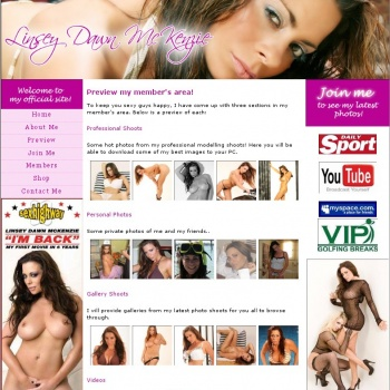 Linsey Dawn Mc Kenzie
