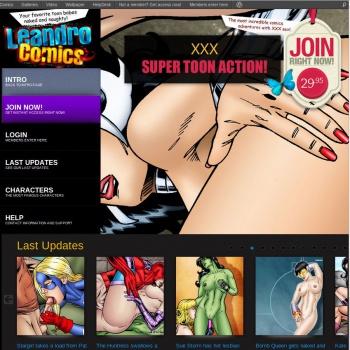 Leandro Comics