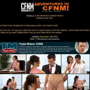 Adventures In CFNM