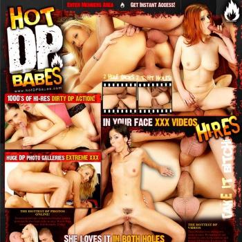 Hot DP Babes