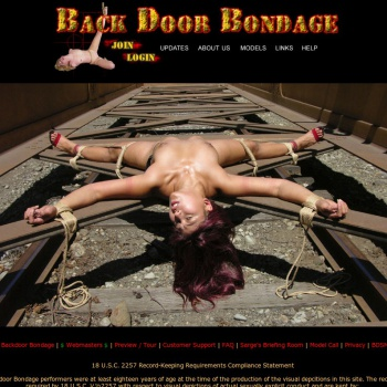 Backdooor Bondage