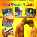 Gold Shower Twinks