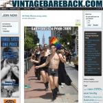 Vintage Bareback