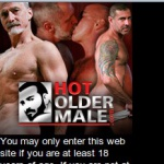 Hot Older Male Mobile