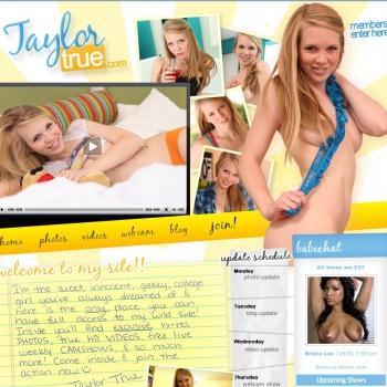 Taylor True