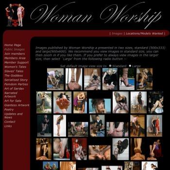 Woman Worship