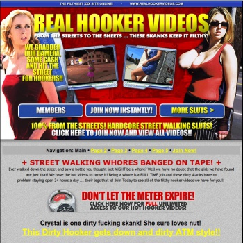 Real Hooker Videos