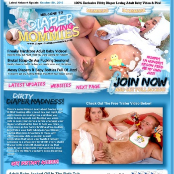 Diaper Loving Mommies