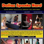 Dallas Spanks Hard