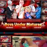 Boys Under Matures