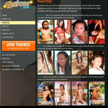 Model Thainee