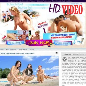 Nudist Video