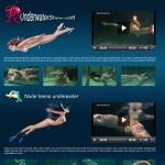 Underwater Nude Show