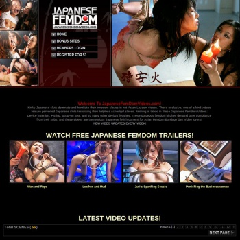 Japanese Femdom Videos