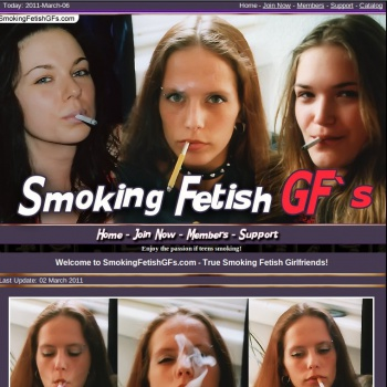 Smoking Fetish GFs