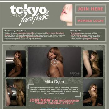 Tokyo FaceFuck