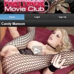 Pantyhose Movie Club Mobile
