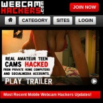 Webcam Hackers Mobile