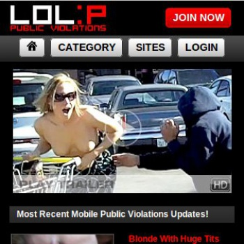 Public Violations Mobile