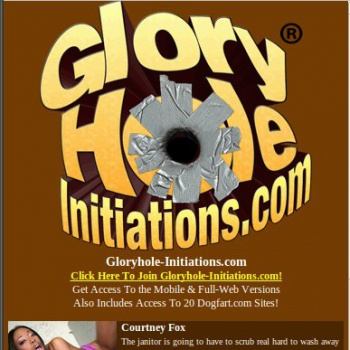 GloryHole Initiations Mobile
