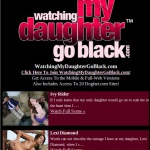 Watching My Daughter Go Black Mobile