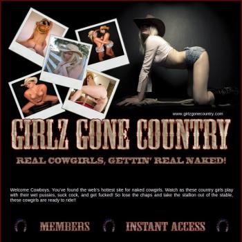 Girlz Gone Country