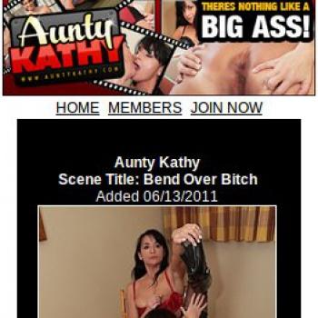 Aunty Kathy Mobile