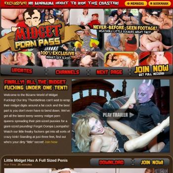 Midget Porn Pass