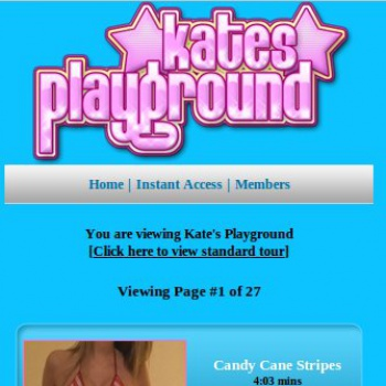 Kate's Playground Mobile