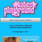 Kate's Playground Mobile