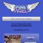 Spunky Angels Mobile