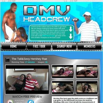 DMV Headcrew
